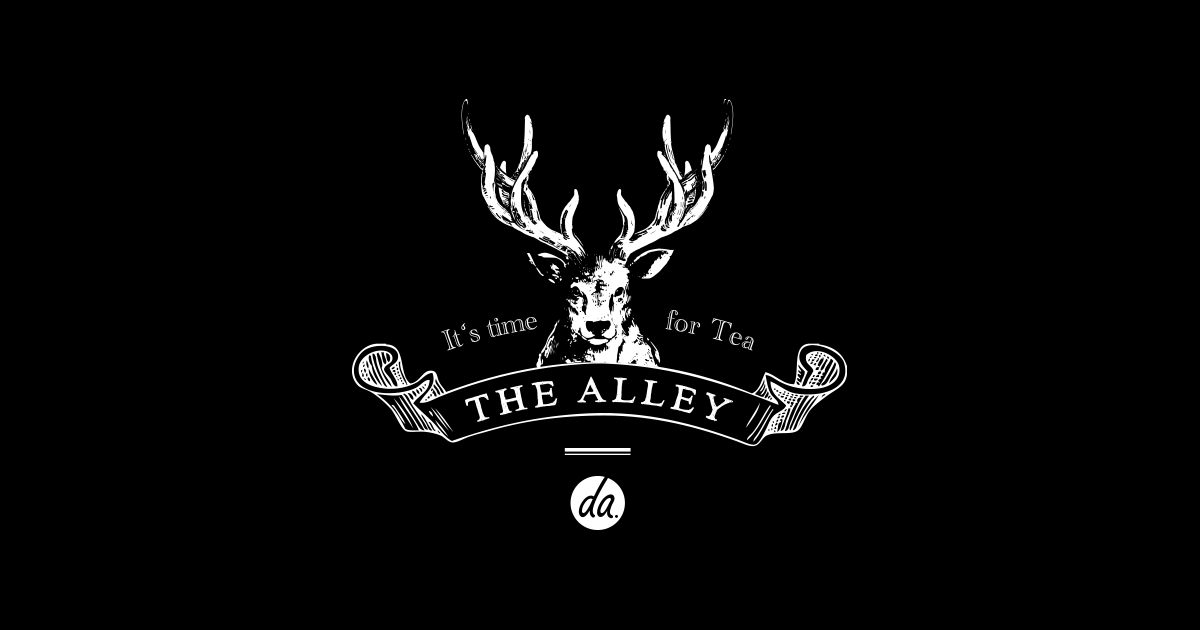 THE ALLEY | It's Time For Tea!